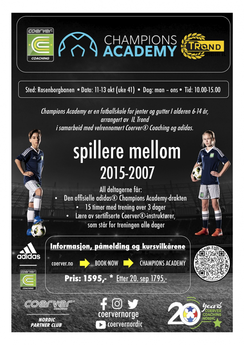 Champions Academy hos IL Trond 2021