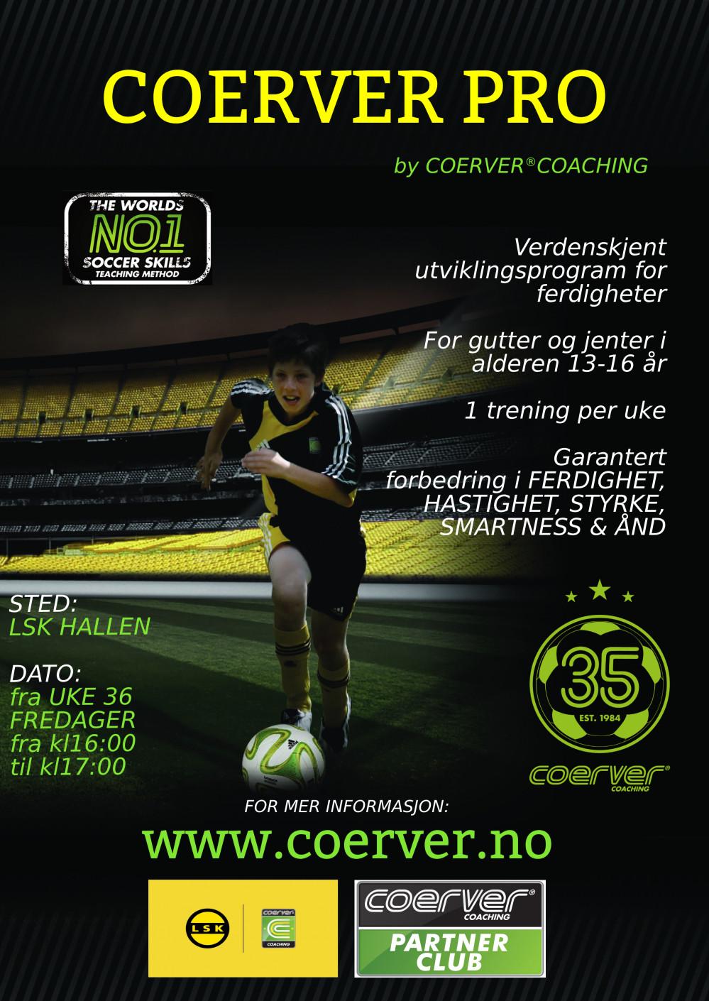 Coerver Pro