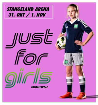 Just  4 Girls - Stangeland Arena 31 okt og 1 nov